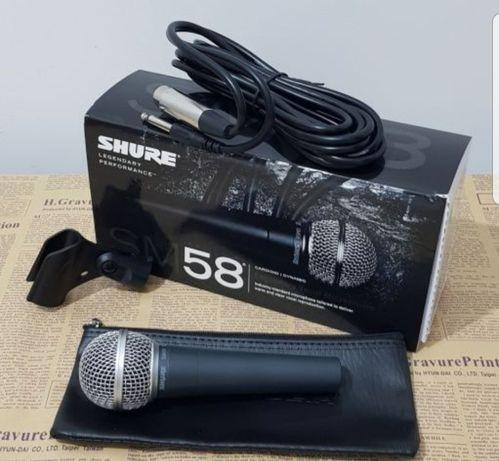 Microfon SHURE SM58 NOU