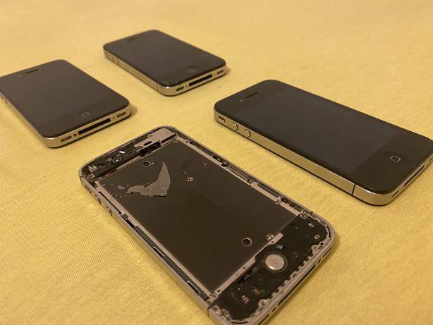 Iphone 4 /4s (4 bucati)