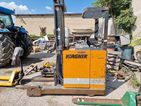 Стакер високоповдигач Wagner 2.5 тона