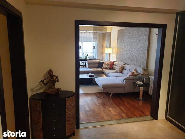 Apartament Lux 3 Camere | Herastrau | Mobilat/Utilat Complet |
