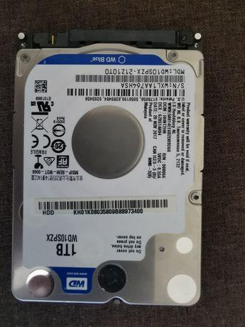 Жёсткий диск WD Blue 1Tb