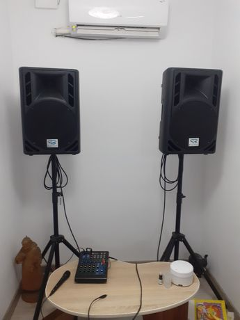 Vand  line audio