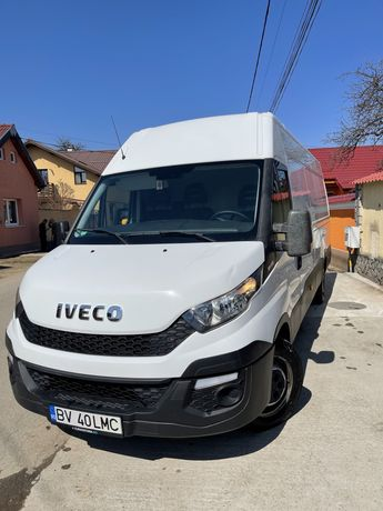 Iveco daily 35s13 -maxi- 156300 km posibil leasing - Sprinter Crafter