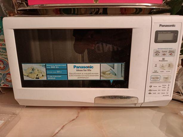 Микроволновая печь, Panasonic