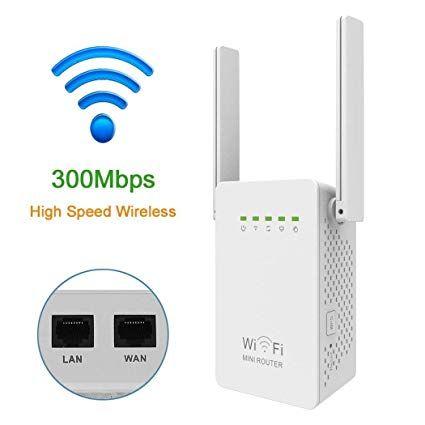 Усилитель Wi-Fi Cигнала Репитер/300mbps/Дальность 70метров/Вайфай