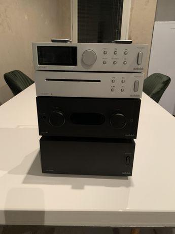 Аудио система Audiolab !!!