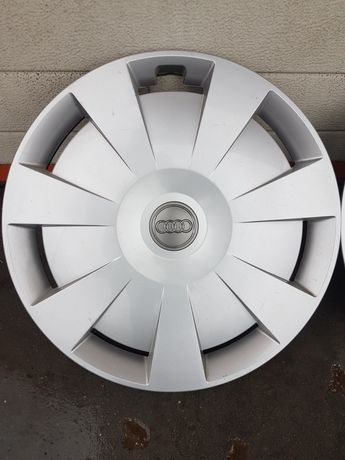 Оригинални тасове капаци за AUDI 16 цола