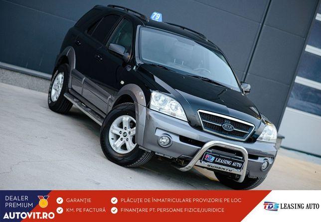 Kia Sorento Avans ZERO/Rata 457 ron/140 CP/Piele Gri