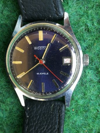 Съветски часовник wostok