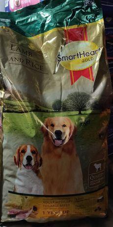 Сухой корм для собак суперпремиум класса.