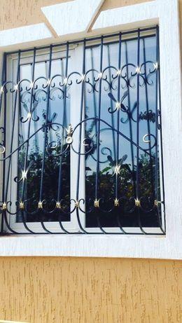 Решетки на окна алматы. Ворота. Ограждение