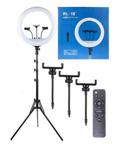 Светодиодная кольцевая лампа LED SOFT Ring Light RL-14