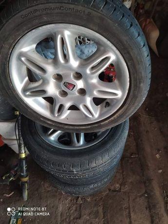 Джанти с гуми 175/55/r15 4*98