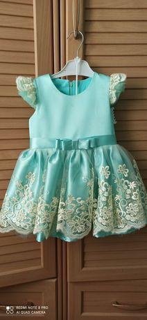 Продам детское пышное платье