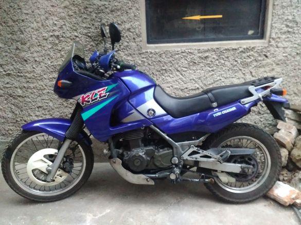 На части Kawasaki KLE 500/400 Кавазаки КЛЕ 500/400
