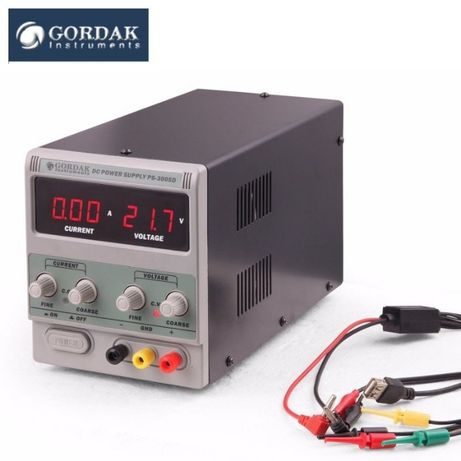 Sursa tensiune laborator GORDAK PS-3005D 0-30V/5A IMPORTATOR OFICIAL