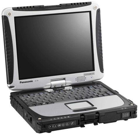 Защищенный ноутбук Panasonic   CF-19 mk 4. НДС включен.