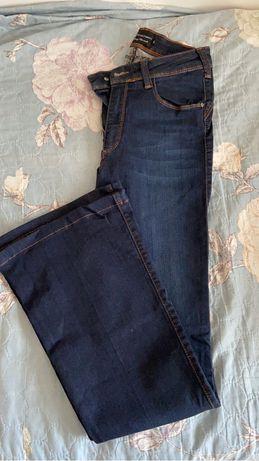 Продам новые джинсы клеш, размер от с м л