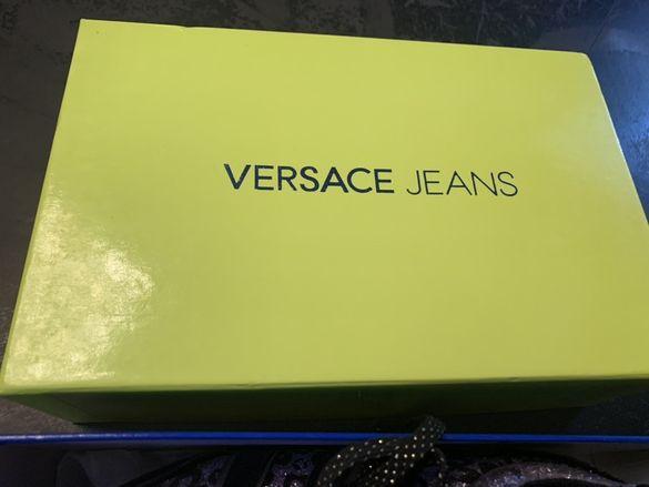 Спортни обувки Versace