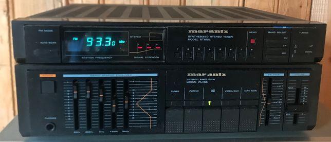 Amplificator cu radio Marantz si boxe, model ST153L