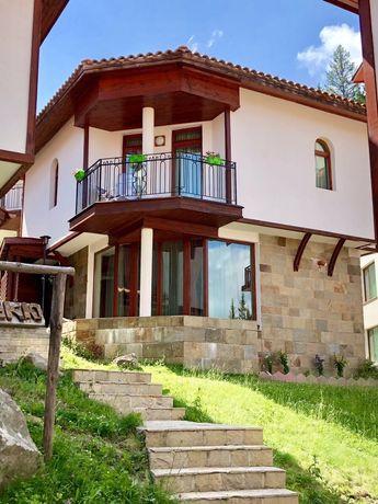 Къща-Вила самостоятелна под наем Pamporovo Villa почивка в планина