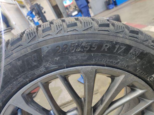 Зимние шины Michelin X-Ice North 4