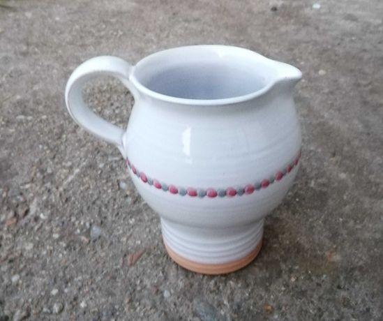 Carafa/ vaza/ vas decorativ- ceramica- vintage/ rustic/ retro
