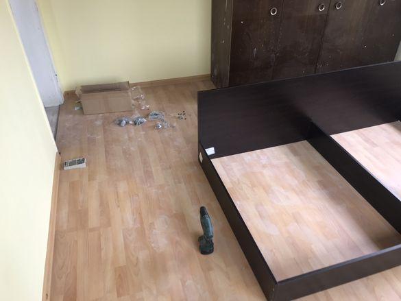 Сглобяване на всички видове мебели