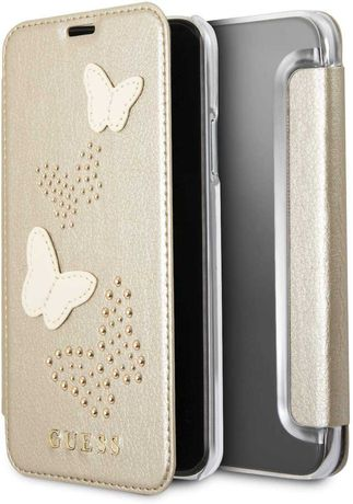 Калъф Guess Studs and Sparkles за iPhone X, iPhone XS