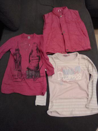 лот дрехи - 5 артикула за момиче 8-9 години