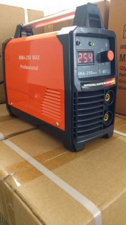 ПРОФЕСИОНАЛНИ - Инверторен IGBT електрожен MMA 250А - Електрожени