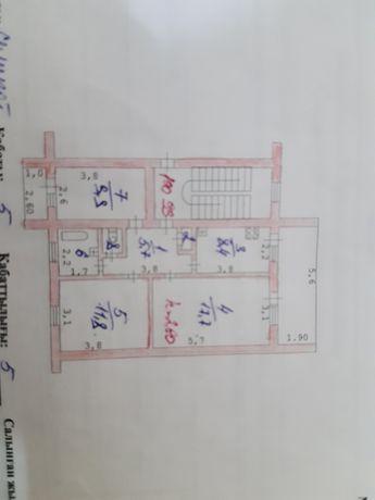 Срочно продаётся 3-х комнатная квартира.