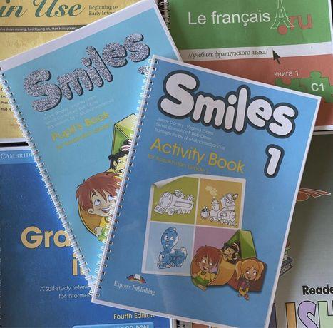Smiles / Excel / Project / Fly high / учебники