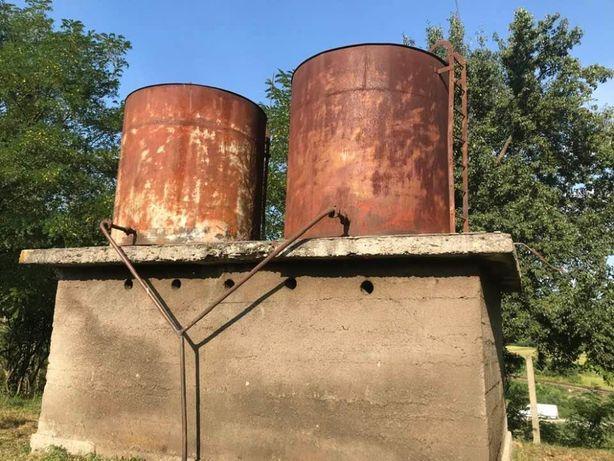 Bazin combustibil capacitate 5000 litri