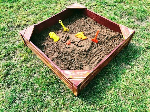 Детски Пясъчник; Пясъчници за деца