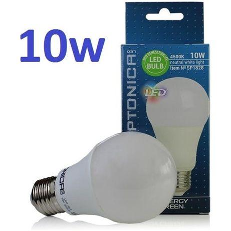 LED Крушка e27 10W , ЛЕД Светодиодна лампа , диодни крушки лампи