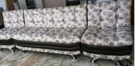 Диван Шанхай с креслами  раскладной