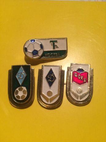 Значки в коллекцию