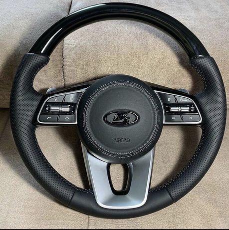 Руль Kia для ВАЗ Priora 2114
