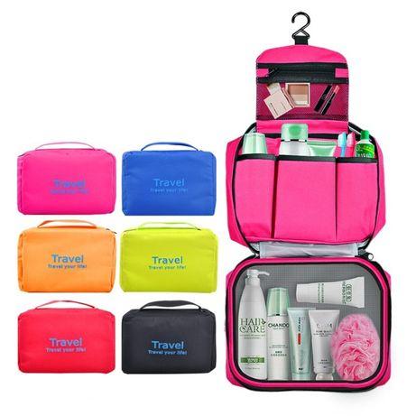 Практична чанта органайзер за пътуване 6в1