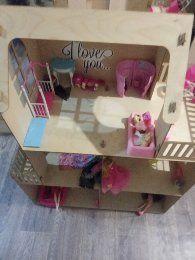 Продам Кукольный домик для девочек