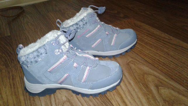 Детские зимние сапоги/ботинки. Возможен торг.