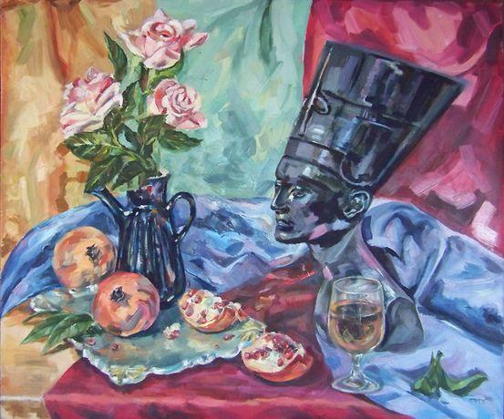 Картина 55 х 65 см, холст, масло