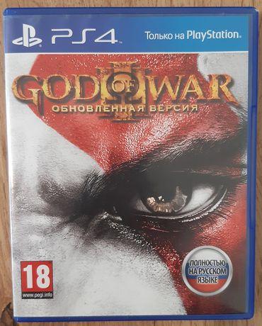 Игра God of War на PS4