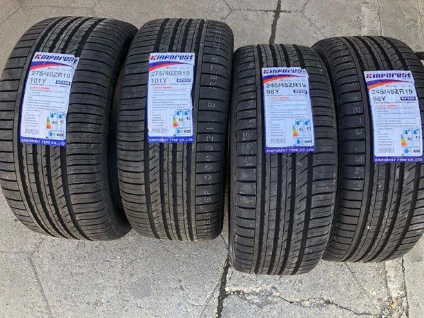 Anvelope Vara Noi Kinforest 245-45-19-275-40-19 BMW F01 GT mercedes S