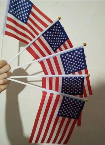 Флажки США