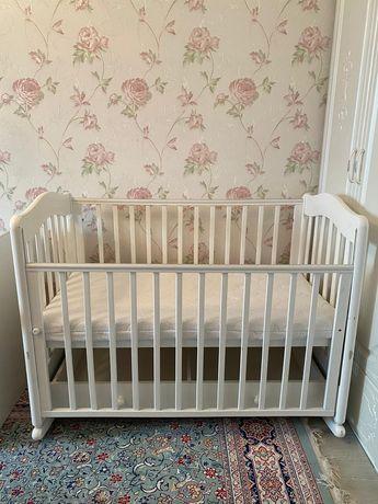 Кроватка кровать манеж люлька