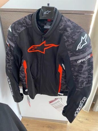 Geaca Moto AlpineStars T-GP Plus R V3 XL Black Camo