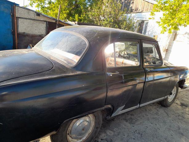 Волга Газ 21 1961 года