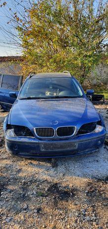 БМВ е46 318и 143к.с комби на части / BMW e46 318i facelift na chasti